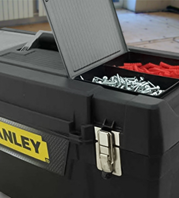 Review of Stanley STA194858 Metal Latch Toolbox, 20 inch
