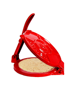 MexGrocer Tortilla Press Red