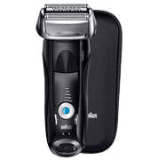 Braun Series 7 7842s Wet&Dry Integrated Precision Trimmer with Travel Case