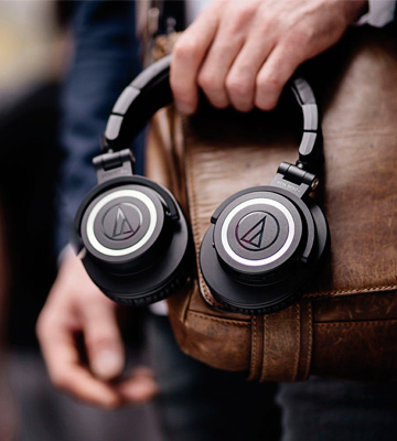 Review of Audio-Technica ATH-M30X Over-Ear Headphones
