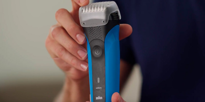Review of Braun 310s Series 3 Wet and Dry Electric Shaver