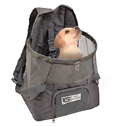 K9 Pursuits PJ1410 Pup-Pocket Front Mounted Dog Carrier