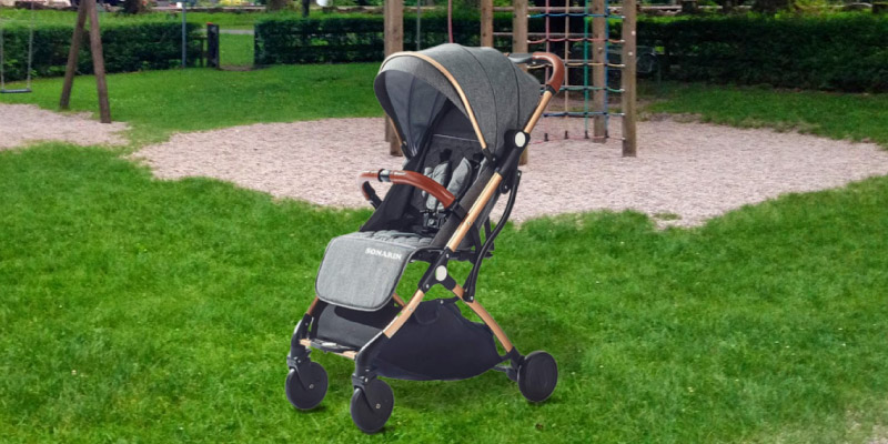 Review of SONARIN Compact Travel Lightweight Stroller