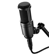 Audio-Technica AT2020 Professional Condenser Microphone