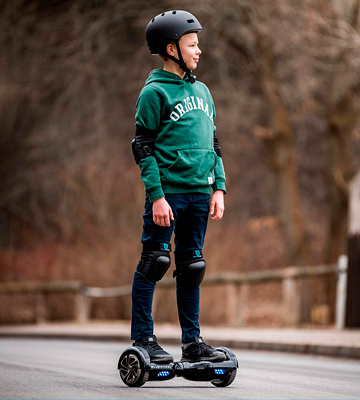 Review of Bluewheel HX310s Hoverboard Self Balancing Scooter