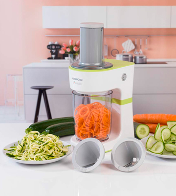 Review of Kenwood 0W21610001 Spiralizer