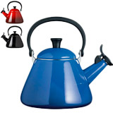 Le Creuset Kone, 1.6 L Kettle with Whistle