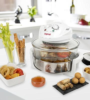 Review of Legend Halogen Oven