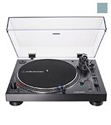 Audio-Technica AT-LP120XUSB Manual Direct-Drive Turntable