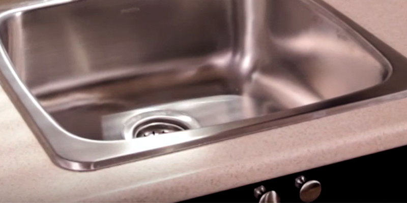 Detailed review of Grand Taps A11 MR Small Steel Kitchen Sink