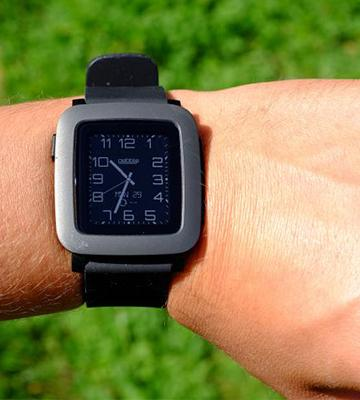 Review of Pebble 501 Time