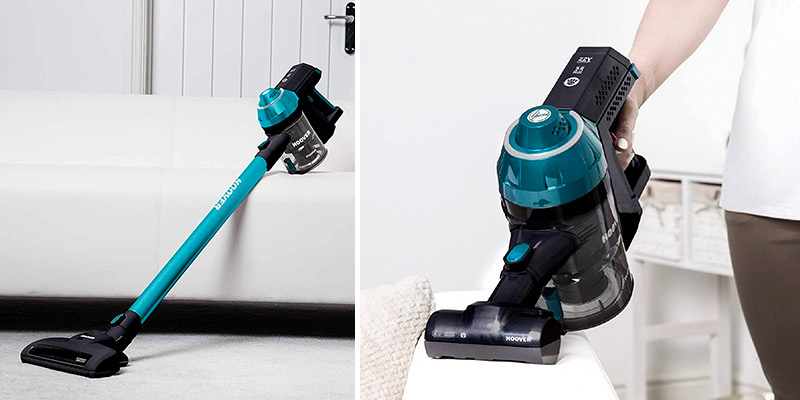 Review of Hoover FD22BCPET 2 in 1 Cordless Stick Vacuum Cleaner