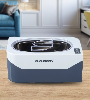 Review of Floureon GDMZ0001ABG Ultrasonic Jewellery Cleaner
