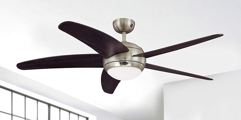 Review of Westinghouse 7222040 Bendan Ceiling Fan