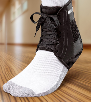 Review of Mueller Sports Support Xlp Ankle Brace