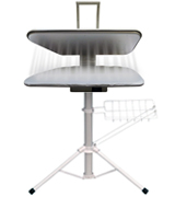 Speedy Press Double-Size Ironing Press with Stand (80cm x 31cm)