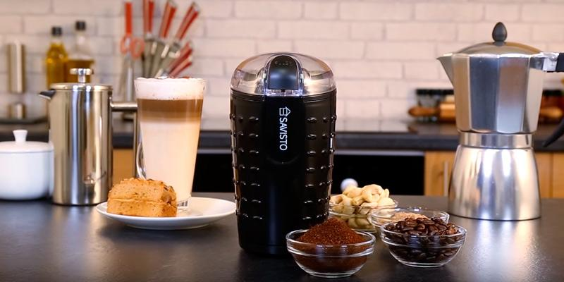 Review of Savisto Coffee Bean Grinder