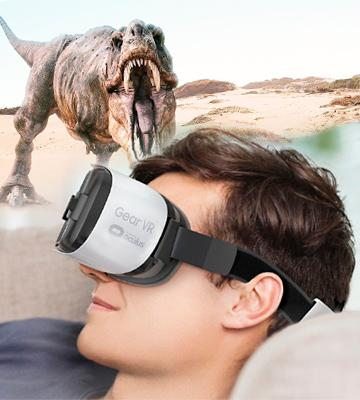 Review of Samsung Gear VR - Virtual Reality Headset