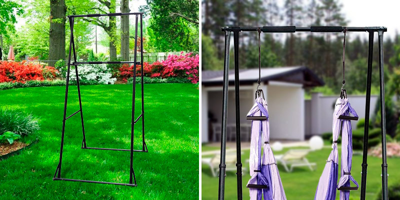 Review of Pull Up Fitness multi purpose Pull up bar station for gymnastics