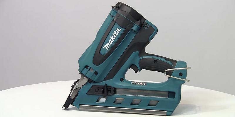 Review of Makita GN900SE First Fix Gas Finish Nailer
