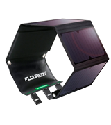 Floureon T015388CI Solar Charger Power Bank