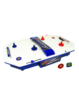 Team Power 26344 Power Battery-Operated Air Hockey Game