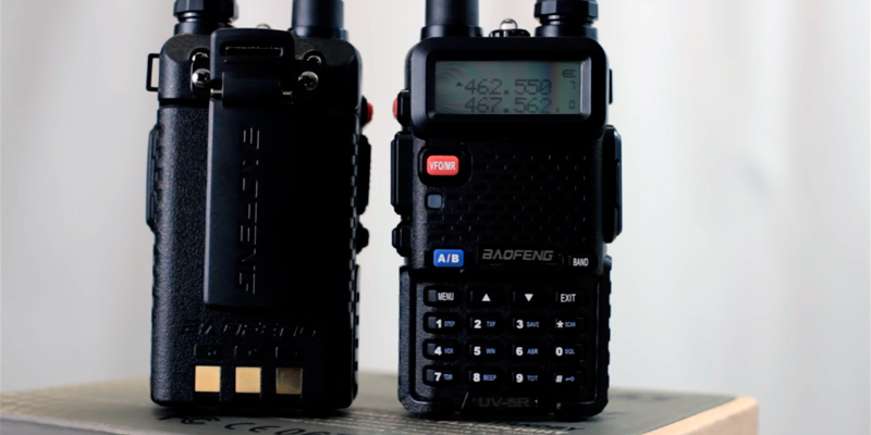 Detailed review of BaoFeng UV-5R Two Way Radio
