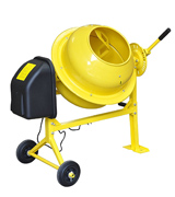 Megamix CM70 70L, 240v 250W Electric Portable Concrete