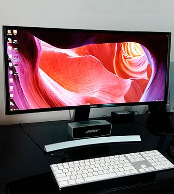 Review of Samsung S29E790C UltraWide Curved Screen LED-Lit Monitor