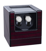 Kalawen Latest Double Watch Winder Box with 5 Rotation Modes