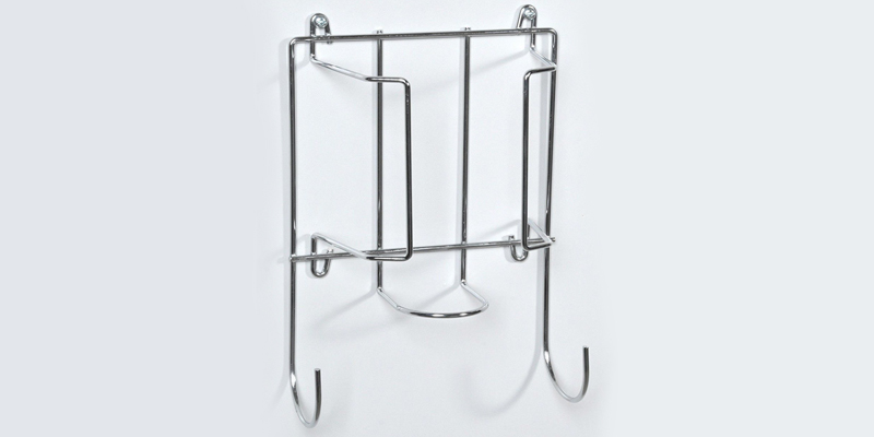 Review of Fitmykitchen SKI 8069 HARDWARE IRON & IRONING BOARD HOLDER RACK