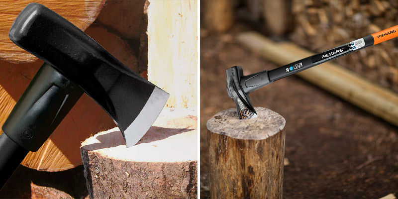 Review of Fiskars X37 Splitting Axe and Hammer
