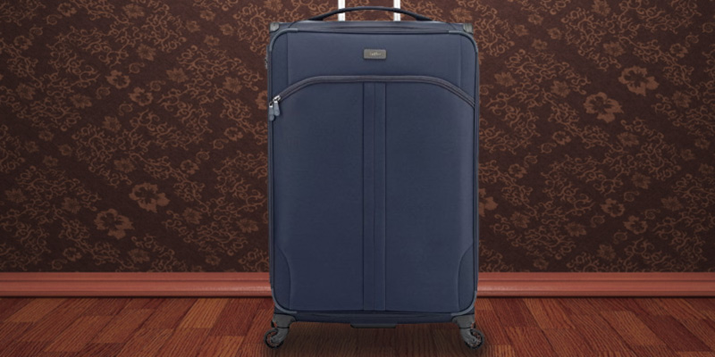 Antler Suitcase 3609114015 Aire Suitcase soft case in the use