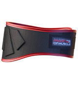 Master of Muscle 712038090525 Workout Weight Lifting Belt for Men and Women
