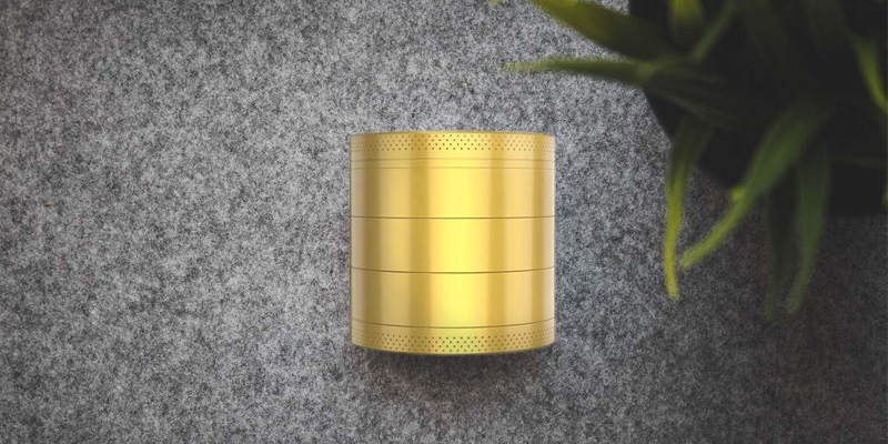 Review of iRainy (TP0078) 2.1 Inch Herb Grinder