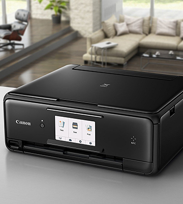 Review of Canon TS8050