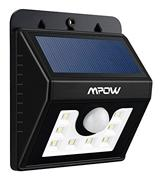 Mpow LED Solar Motion Sensor Lights