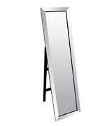 MirrorOutlet 5FtX1Ft3 Free Standing Cheval Dress Mirror