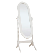 Home Discount Nishano Cheval Mirror Free Standing Full Length Floor Standing Dressing Mirror