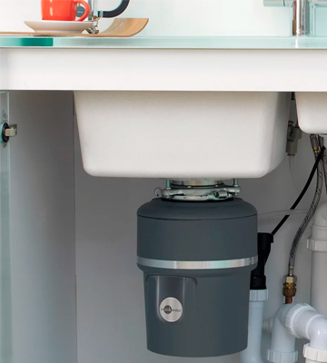Review of InSinkErator 76933 Evolution 100 Waste Disposal Unit