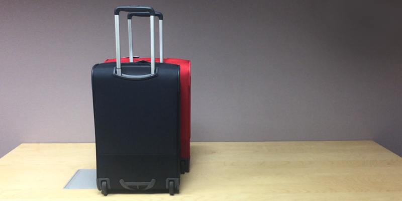 Review of Samsonite Base Boost Spinner Suitcase Soft Shell