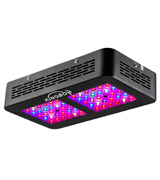 KINGBO HG-GM300W-UK Dual Optical Lens LED Grow Light