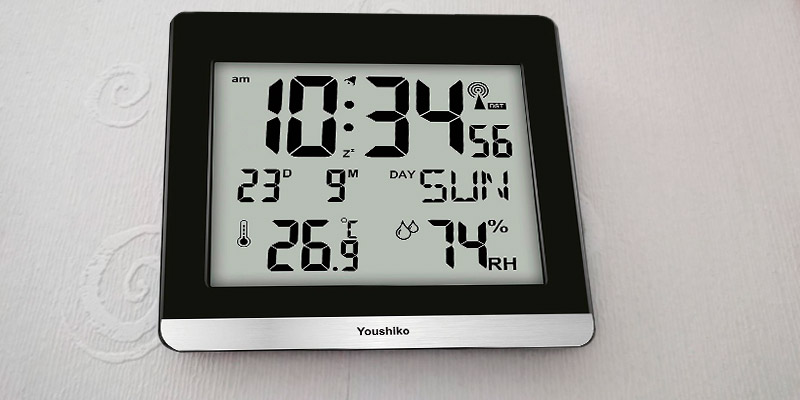 Review of Youshiko YC8058 Silent Large Wall Clock
