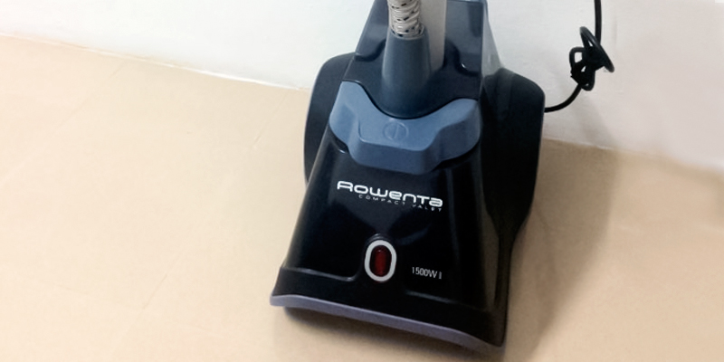 Detailed review of Rowenta IS6200 Compact Valet Full Size Garment Steamer