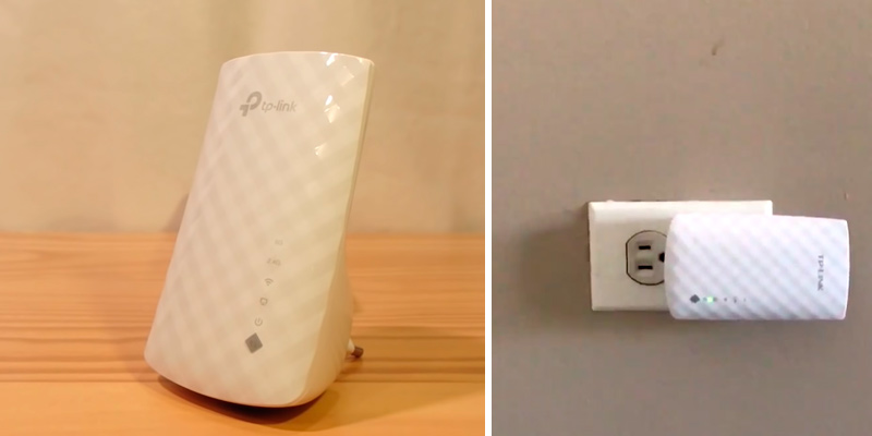 Review of TP-LINK RE200 Dual Band WiFi Range Extender