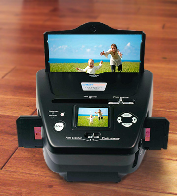 5 Best Slide Scanners Reviews of 2019 in the UK