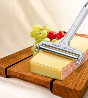 Review of Westmark Rollschnitt Cheese Slicer