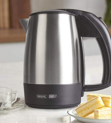 Review of Wahl 0.5 L Stainless Steel Travel Kettle with Cups