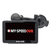 Snooper My Speed DVR G3 Speed Limit and Camera Alert System