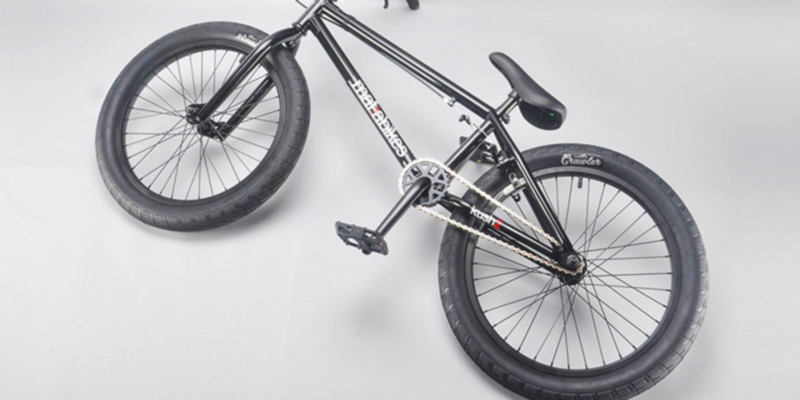 "Mafiabikes Kush 2 20"" BMX Bike in the use"